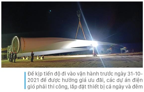 Trên đại công trường điện gió ở huyện miền núi Quảng Trị ảnh 13