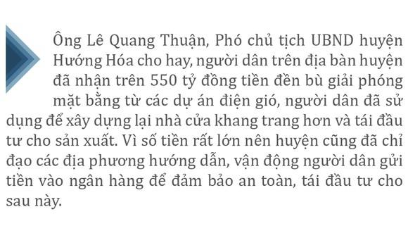 Trên đại công trường điện gió ở huyện miền núi Quảng Trị ảnh 18