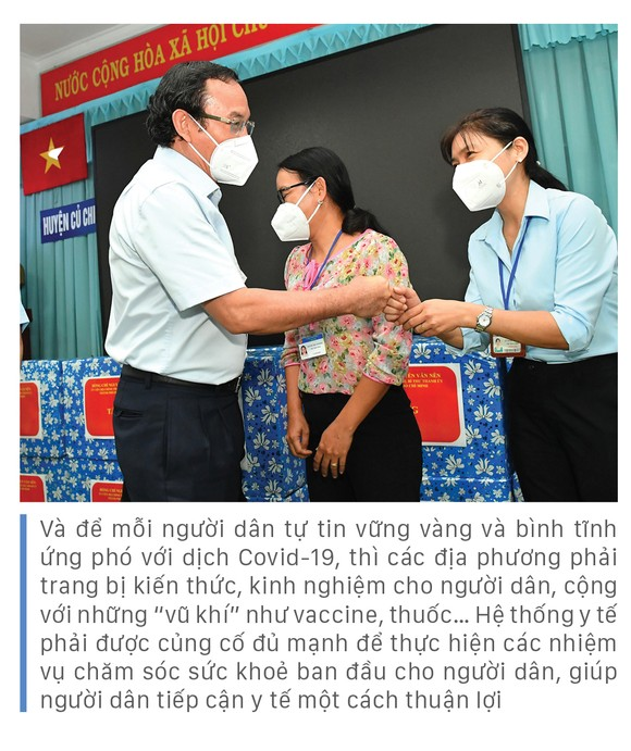 Những gợi mở của đồng chí Nguyễn Văn Nên về chiến lược sống có dịch Covid-19 ảnh 15