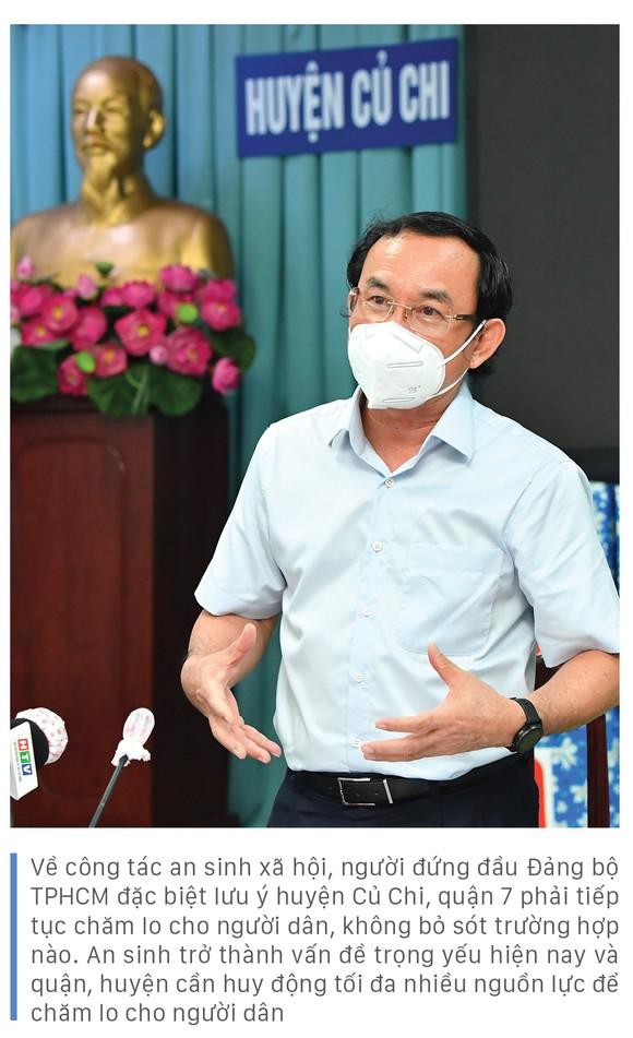 Những gợi mở của đồng chí Nguyễn Văn Nên về chiến lược sống có dịch Covid-19 ảnh 16