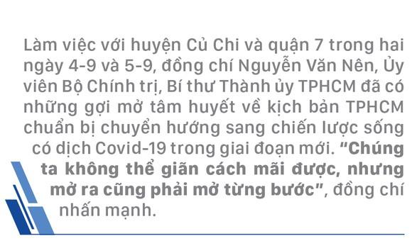 Những gợi mở của đồng chí Nguyễn Văn Nên về chiến lược sống có dịch Covid-19 ảnh 1