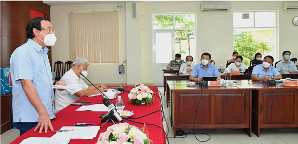 Những gợi mở của đồng chí Nguyễn Văn Nên về chiến lược sống có dịch Covid-19 ảnh 3