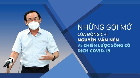 Những gợi mở của đồng chí Nguyễn Văn Nên về chiến lược sống có dịch Covid-19