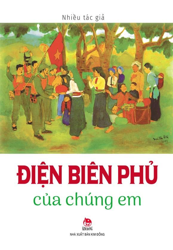 Ra mắt loạt sách nhân kỉ kiệm 65 năm chiến thắng Điện Biên Phủ ảnh 3