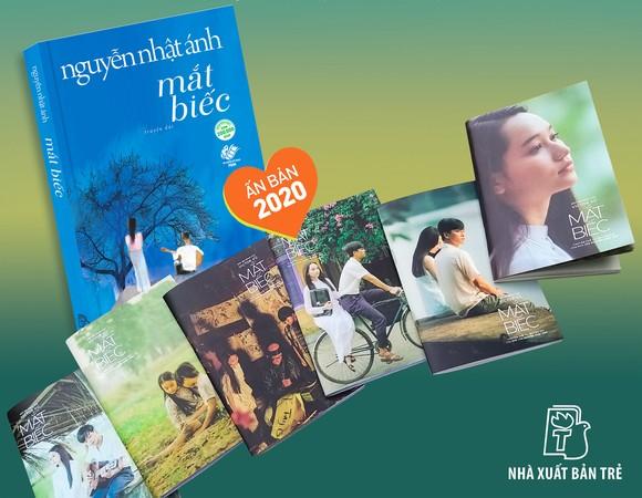 Tác phẩm Mắt biếc của nhà văn Nguyễn Nhật Ánh tiếp tục được tái bản  ảnh 1