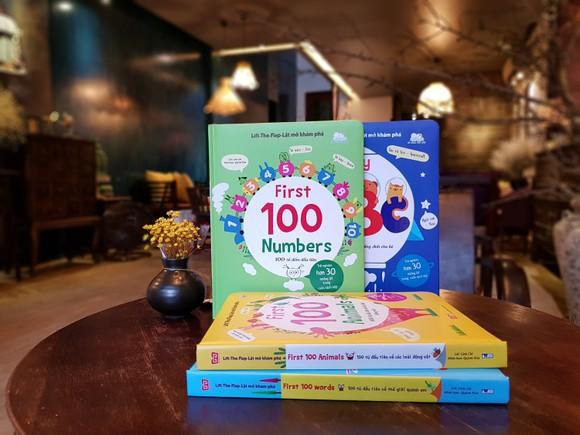Những bộ sách tương tác độc đáo dành cho trẻ  ảnh 3
