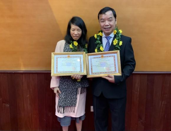 CEO First News Nguyễn Văn Phước lần thứ 2 nhận giải thưởng phát triển văn hóa đọc  ảnh 1