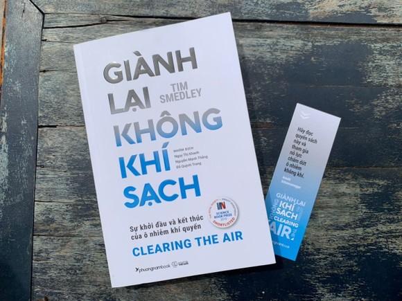 'Giành lại không khí sạch': Niềm hy vọng cho môi trường sống  ảnh 1