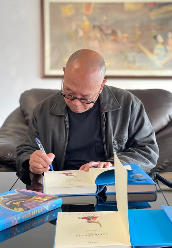 Những trang viết thấm đẫm tinh thần nhân văn của nhà văn Kim Lân ảnh 3