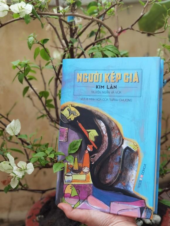 Những trang viết thấm đẫm tinh thần nhân văn của nhà văn Kim Lân ảnh 1