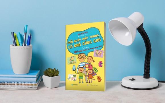 """""""Mỗi ngày một trang - Cả nhà cùng giỏi"""": Cuốn sách cho cả gia đình ảnh 1"""