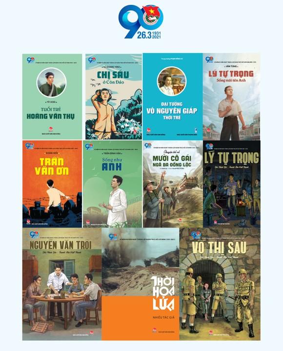 """Ra mắt bộ ấn phẩm """"Tự hào tuổi trẻ Việt Nam"""" ảnh 1"""