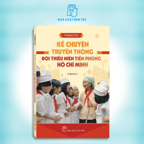 Ra mắt sách về tình cảm của Chủ tịch Hồ Chí Minh với thiếu nhi ảnh 2
