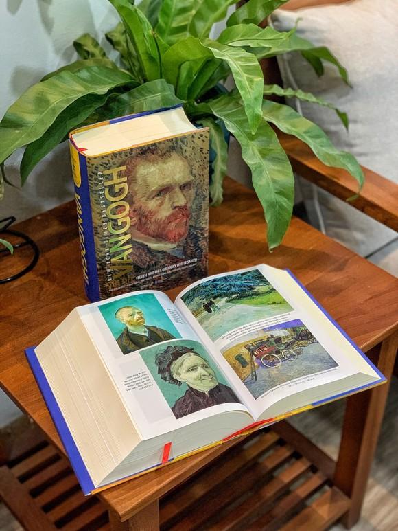 Cuốn sách 'Van Gogh The Life': Vén màn những bí ẩn về cuộc đời Van Gogh ảnh 2