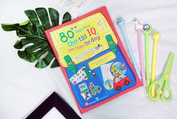 Những cuốn sách tương tác thay quà Trung thu cho trẻ  ảnh 4