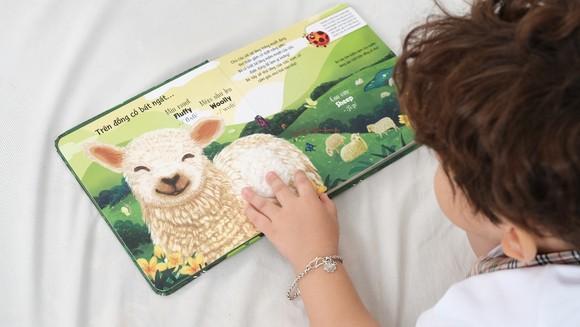 Những cuốn sách tương tác thay quà Trung thu cho trẻ  ảnh 3