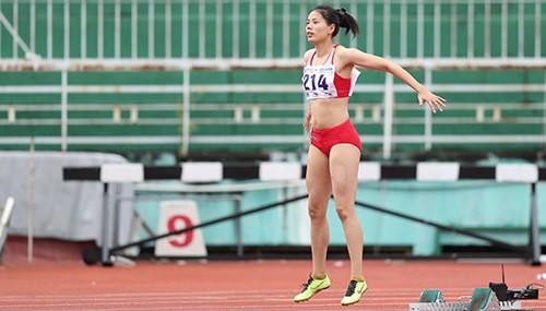 Giải vô địch điền kinh quốc gia 2019: Ka Hoa phá KLQG, Nguyễn Thị Huyền trình diễn ấn tượng ảnh 5