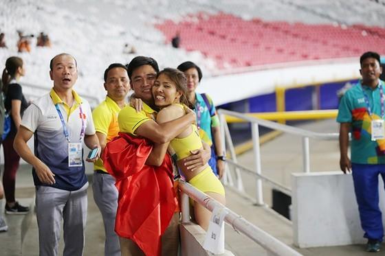 Nữ hoàng nhảy xa Thu Thảo nộp đơn xin không tham dự SEA Games 30 ảnh 2
