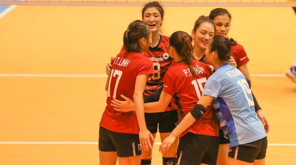 Giải bóng chuyền VĐQG 2020: Sôi động ở cả hai đầu cầu Bắc Ninh và Hà Tĩnh ảnh 6