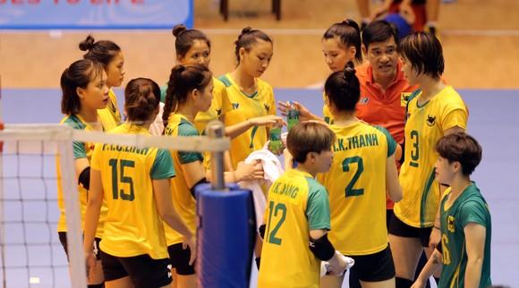 Giải bóng chuyền VĐQG 2020: Sôi động ở cả hai đầu cầu Bắc Ninh và Hà Tĩnh ảnh 3