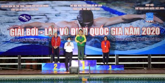 Ánh Viên đoạt 8 HCV tại giải vô địch quốc gia ảnh 3