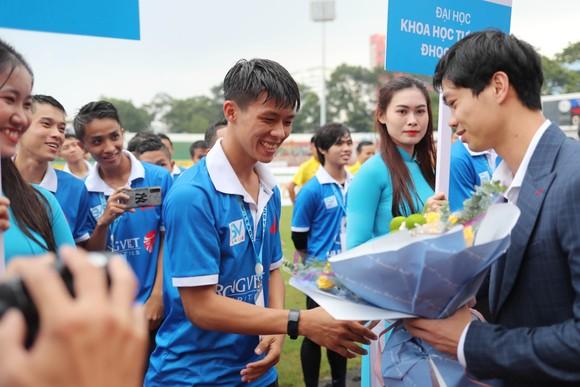 Ấn tượng sân chơi bóng đá sinh viên TPHCM ảnh 5