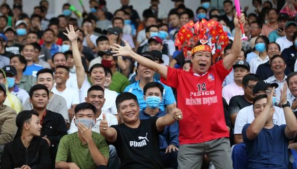 Bình Định chính thức trở lại sân chơi V-League sau 12 năm ảnh 4