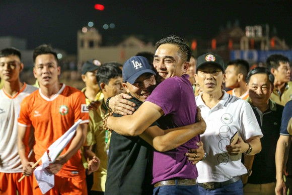 Bình Định chính thức trở lại sân chơi V-League sau 12 năm ảnh 9