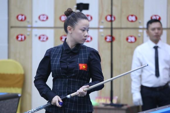 Cơ thủ Yến Nhi vô địch giải Billiard Carom 3 băng nữ đầu tiên của Việt Nam ảnh 1