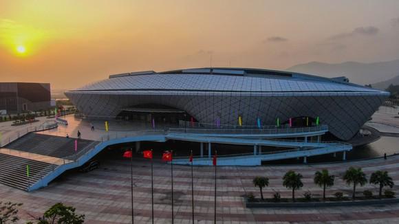 Giải bóng chuyền VĐQG 2021: Những khoảnh khắc ấn tượng trong ngày khai mạc ảnh 1