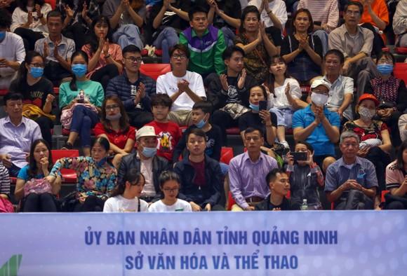 Giải bóng chuyền VĐQG 2021: Những khoảnh khắc ấn tượng trong ngày khai mạc ảnh 4