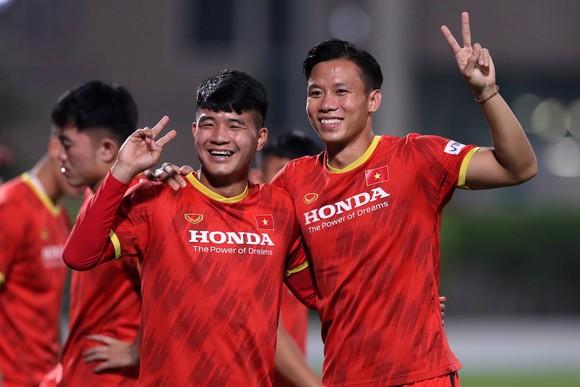 Đội tuyển Việt Nam thoải mái tâm lý trước trận gặp Indonesia ảnh 1