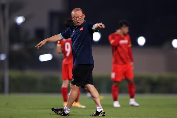 Đội tuyển Việt Nam thoải mái tâm lý trước trận gặp Indonesia ảnh 7