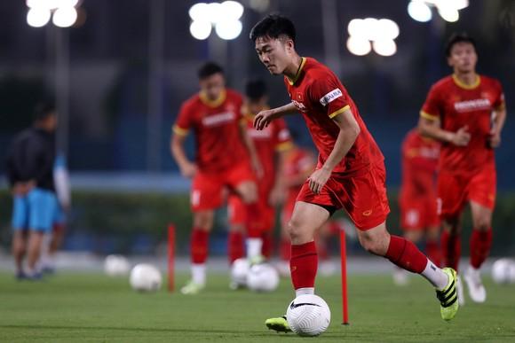Đội tuyển Việt Nam thoải mái tâm lý trước trận gặp Indonesia ảnh 5