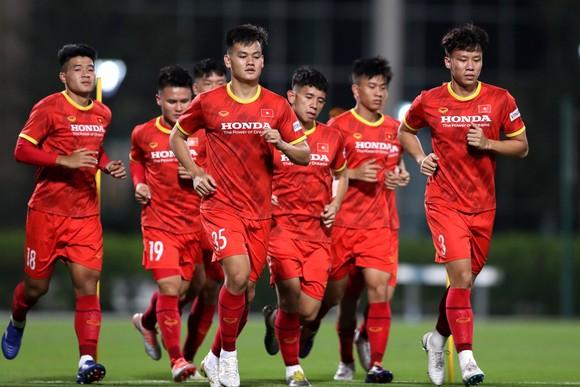 Đội tuyển Việt Nam thoải mái tâm lý trước trận gặp Indonesia ảnh 2