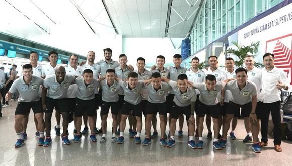 CLB Thái Sơn Nam lên đường tham dự giải futsal các CLB châu Á 2018 ảnh 1
