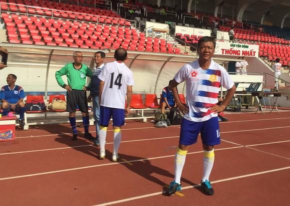 Các cựu cầu thủ họp mặt tưởng niệm 5 năm ngày mất HLV Phạm Huỳnh Tam Lang ảnh 4