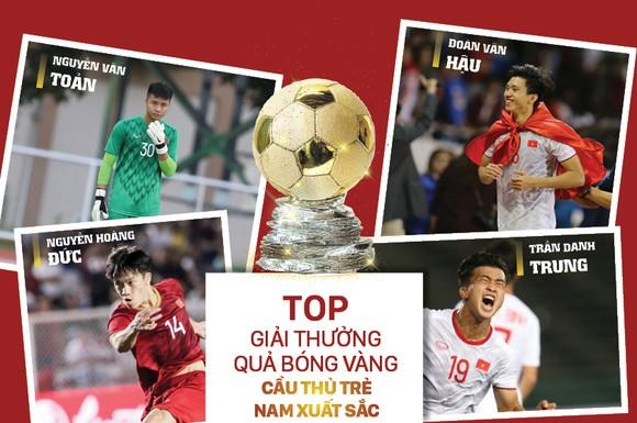 Danh sách rút gọn giải thưởng Quả bóng vàng VN 2019 ảnh 4