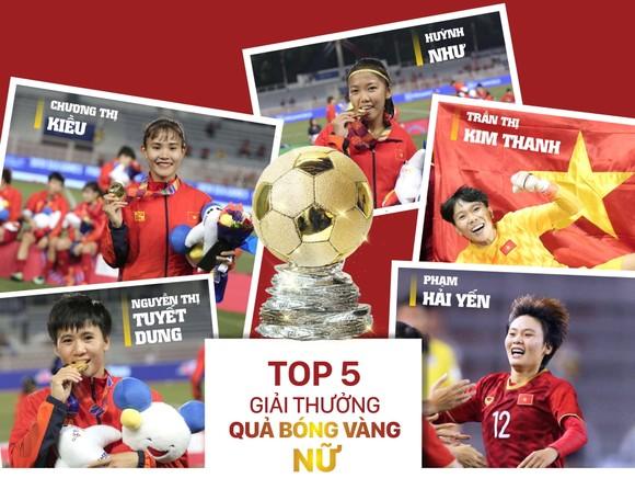Danh sách rút gọn giải thưởng Quả bóng vàng VN 2019 ảnh 2