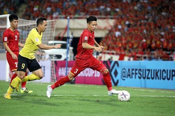 ĐT Việt Nam chiếm ưu thế trong đối đầu trước Malaysia ở 2 năm qua. Ảnh: Minh Hoàng