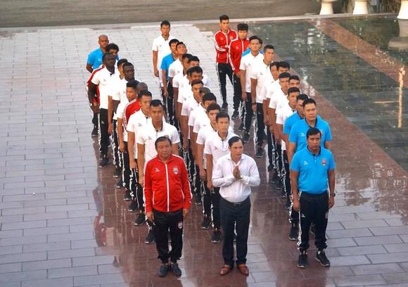Ông Nguyễn Thanh Sơn trở lại ghế HLV trưởng đội B.Bình Dương ảnh 1