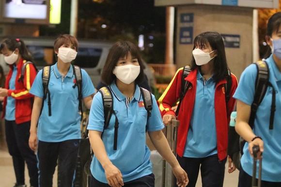 Tuyển nữ Việt Nam lên đường sang Australia ảnh 3