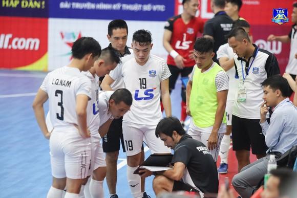 Sức mạnh tuyệt đối của Thái Sơn Nam trước futsal Khánh Hòa ảnh 1