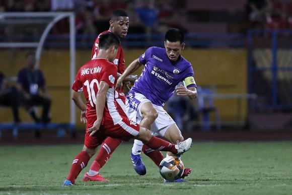 Viettel cầm hòa CLB Hà Nội ở trận derby Thủ đô  ảnh 1