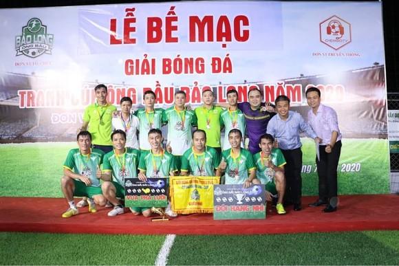Bảo Long FC đăng quang ngôi vô địch ảnh 1