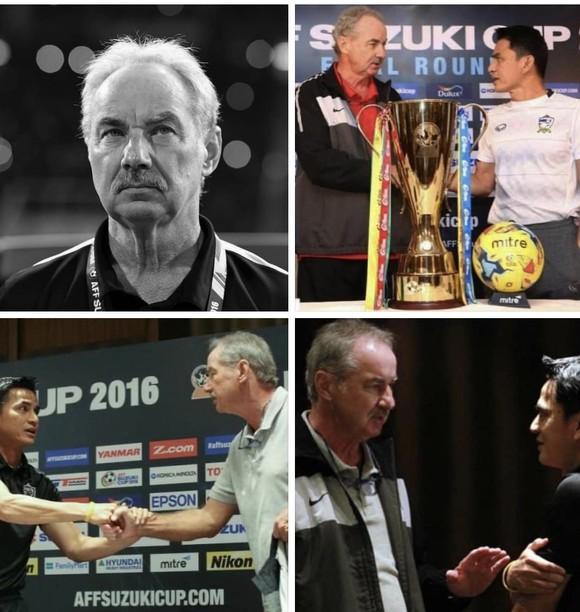 Bóng đá Đông Nam Á thương tiếc ông Alfred Riedl ảnh 1