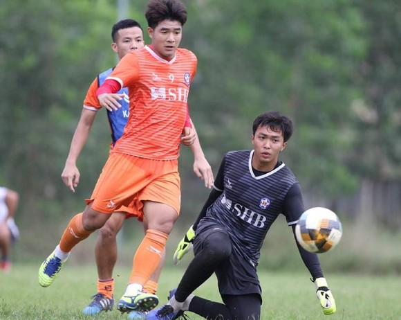 Hai đội Đà Nẵng và Quảng Nam đều đón khán giả vào xem LS V-League ảnh 2