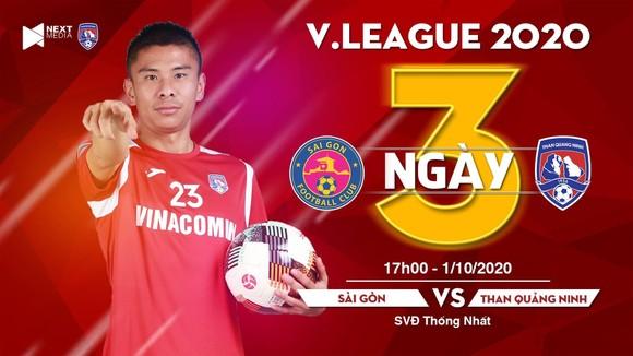 CLB Sài Gòn - Than Quảng Ninh: Khó khăn 'kép' của chủ nhà ảnh 1