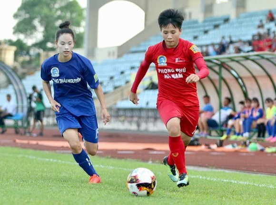 Giải bóng đá nữ VĐQG 2020: Huỳnh Như so tài cùng Tuyết Dung ảnh 1