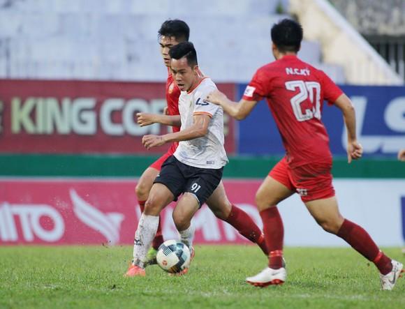 Khánh Hòa trở lại vị trí nhì bảng giải hạng Nhất LS 2020 ảnh 1